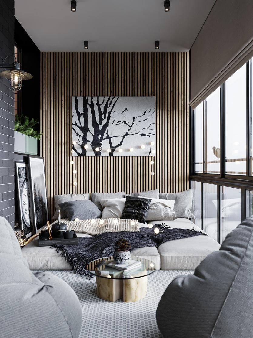 Декоративные рейки из дерева для стен - дизайн и ремонт от filippovdoor.ru