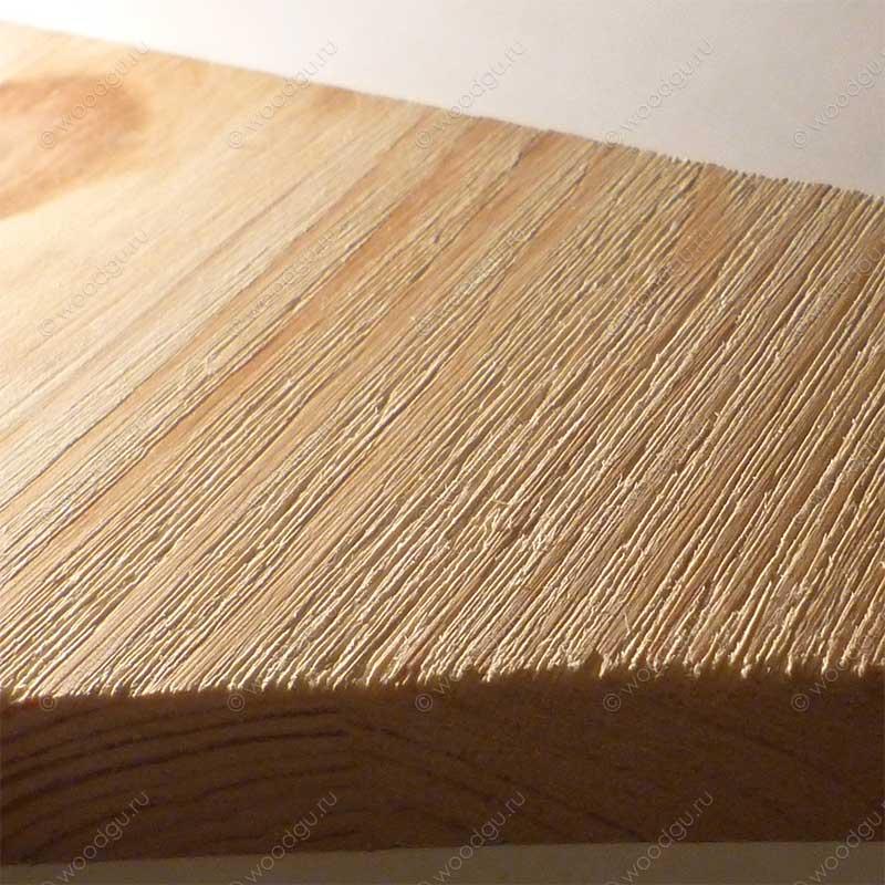 Браширование древесины – что это такое, какую древесину можно использовать и как сделать своими руками?