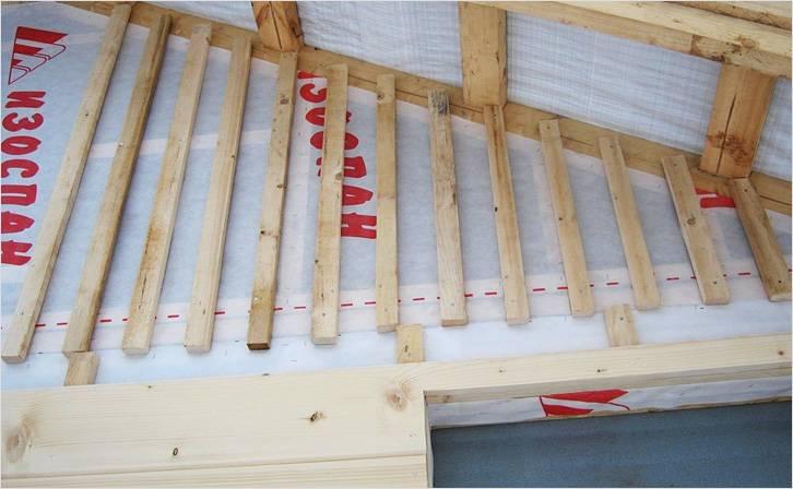 Изоспан в: инструкция по применению для потолка, как стелить и крепить пароизоляцию   стройсоветы