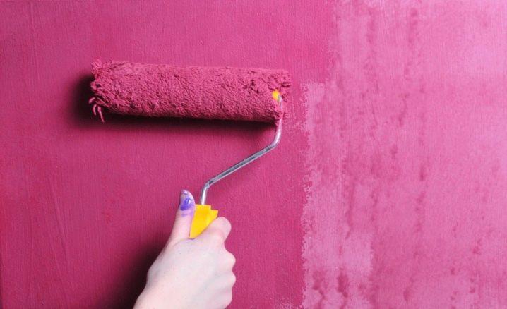Почему результат окрашивания стен зависит от выбора валика?