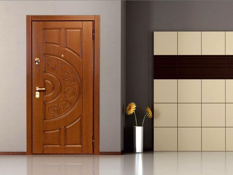 входные двери в коттедж с терморазрывом