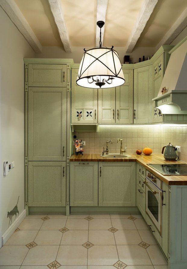 Дизайн кухни в стиле современная классика: 70 лучших фото и идей