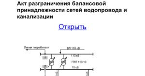 Опосредованное присоединение к электрическим сетям  