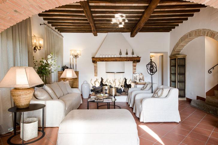 Уют французской провинции – квартира в стиле прованс