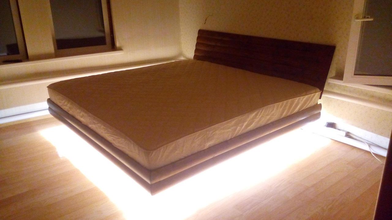 Парящая кровать своими руками: простой мк с пошаговыми фото и видео
