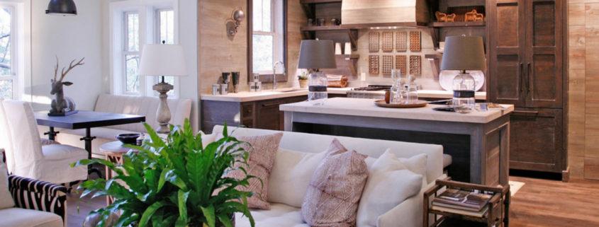 кухня гостиная фото интерьеров