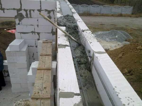 Основные виды перекрытий для домов из газобетона