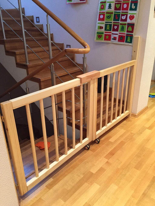 Ограждение для лестницы для детей своими руками