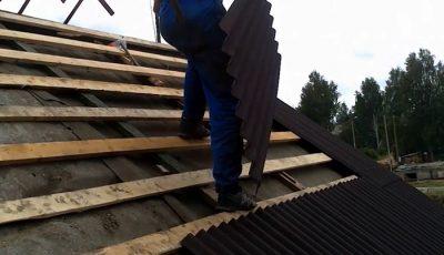 Как покрыть крышу гаража рубероидом своими руками: как стелить покрытие, как положить рубероид правильно, как класть, ремонт кровли