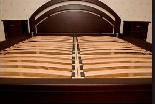 Характеристики ламелей для кроватей, материалы изготовления