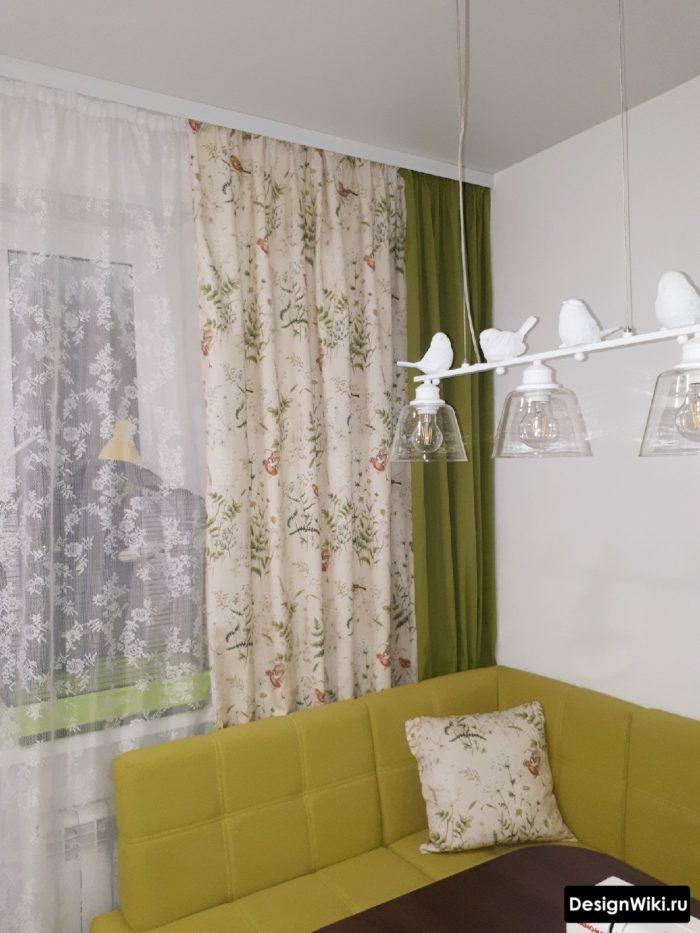 Короткие шторы на кухню: 60 фото практичных дизайнерских моделей
