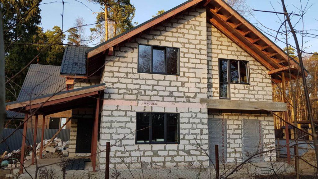 строительство домов цена