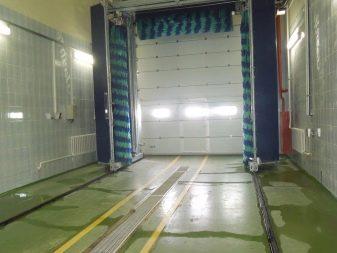 Наливной пол в гараже: полимерный заливной жидкий линолеум своими руками, какой лучше, аргументы «за» и «против»