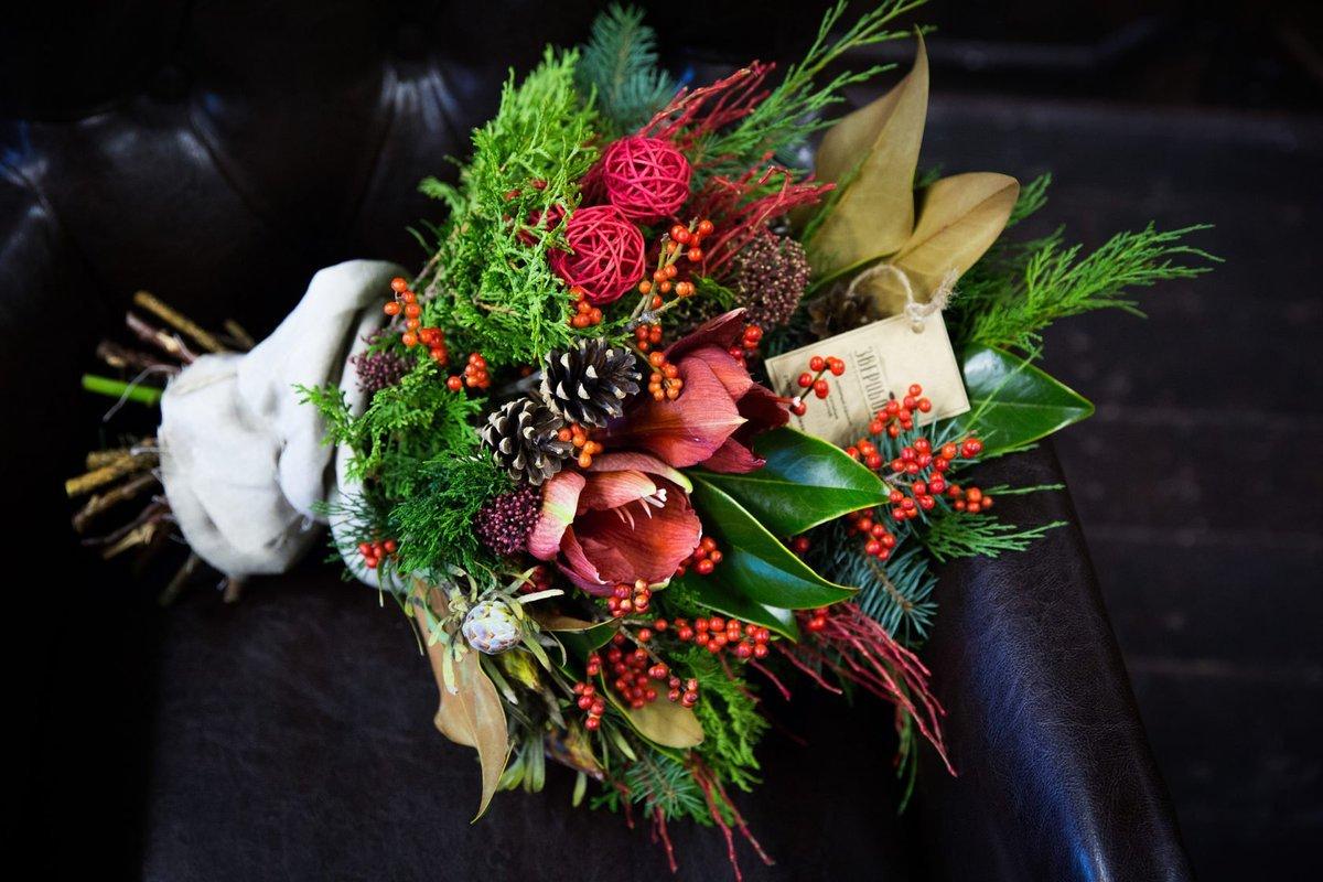 как сделать букет из цветов