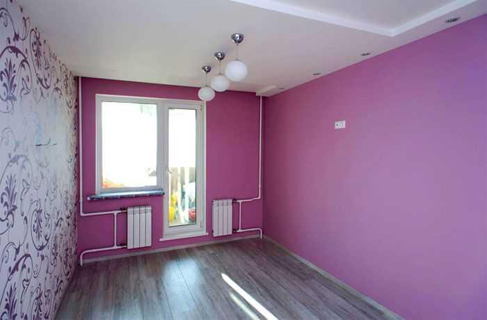 Какой краской покрасить стены в ванной на старую краску