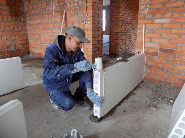 Пазогребневые (пгп) перегородки: что это такое, технические характеристики, фото и видео технологии монтажа перегородок из пазогребневых плит, отзывы
