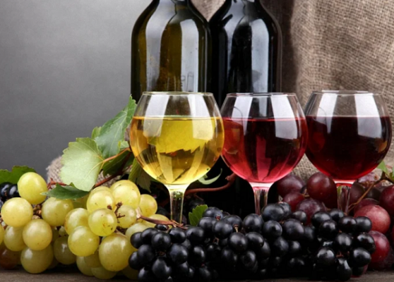 сколько сока получается из 1 кг винограда