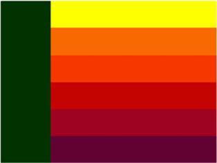 Сочетающиеся цвета: сочетания оранжевого цвета
