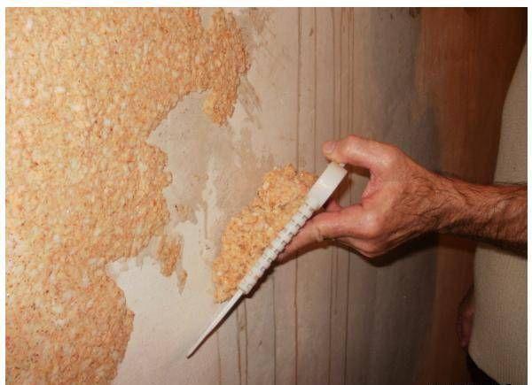 Жидкие обои для стен – особенности нанесения современных узоров, материалы и инструменты (105 фото)