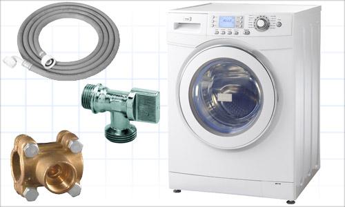 отвод для стиральной машины в канализацию