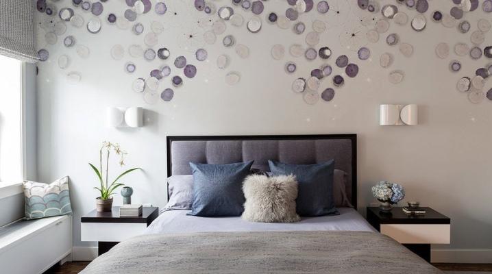 Декор спальни - идеи, советы и +70 фото интерьеров