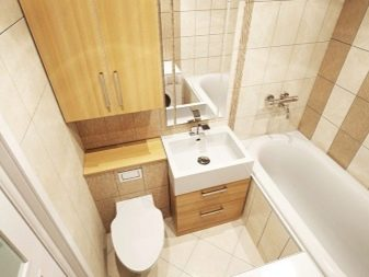 Ремонт ванной комнаты в хрущевке: порядок работ, дизайн