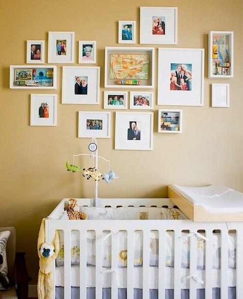 Как сделать коллаж из фотографий своими руками на стену: мастер-класс с видео