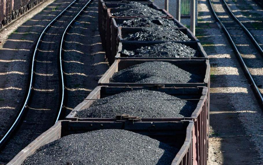 как выглядит каменный уголь