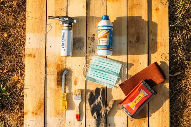 Брашированная доска: выбор древесины, преимущества обработки, необходимое оборудование и очередность действий