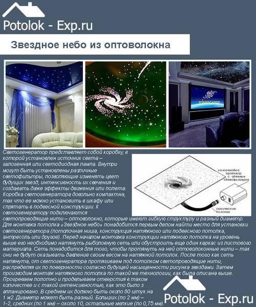 Светящийся натяжной потолок (28 фото): световые и светопрозрачные конструкции, технология монтажа полотна со светодиодами