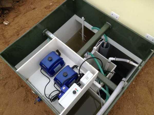 Консервация септика на зиму — канализация