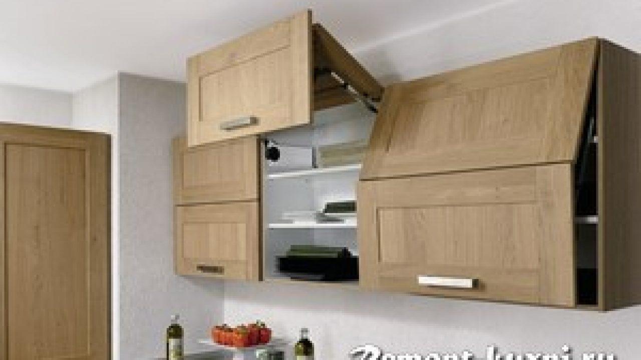 Размеры кухонных шкафов: стандарты и правила эргономики на кухне