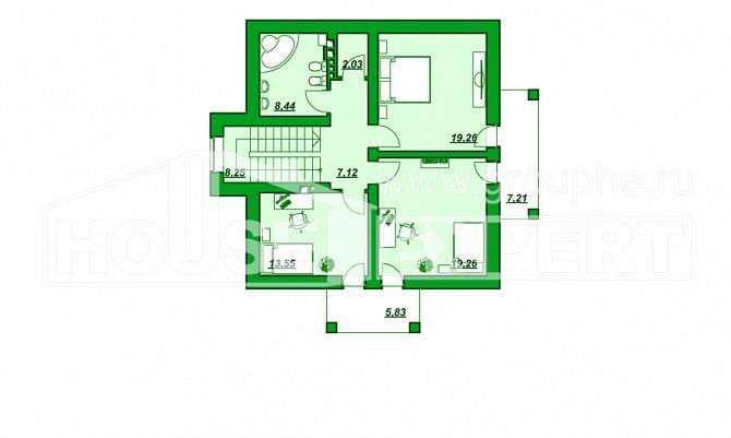 Проекты двухэтажных домов: особенности планирования и фото-примеры