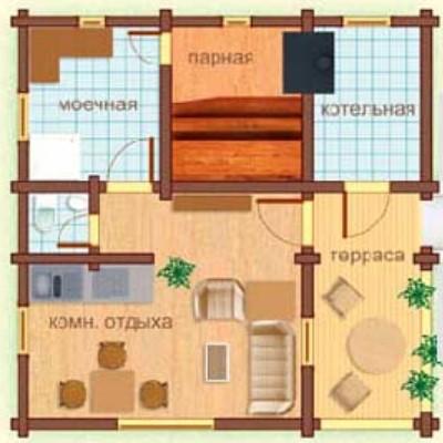 Проекты домов со вторым светом и их обустройство