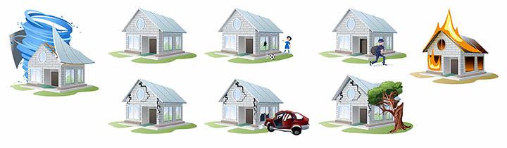 Застраховать дом – страхование дачных и загородных домов в москве (стоимость, калькулятор)