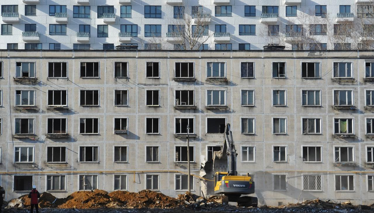 Программа реновации в московской области: план сноса пятиэтажек, официальный сайт комплекса градостроительной политики