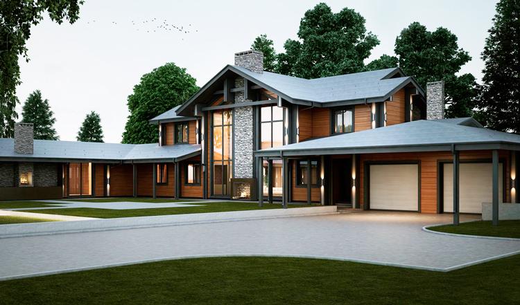 Дом в скандинавском стиле | лучшие проекты (+45 фото)