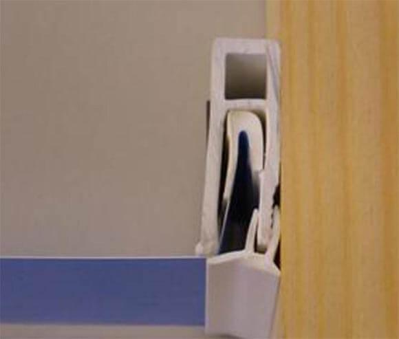 Багет для натяжного потолка (39 фото): потолочный алюминиевый профиль, поверхность со светодиодной подсветкой
