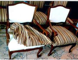 Обивка стульев: ткани, как правильно обтянуть стул своими руками, правила перетяжки дома, видео и фото, примеры чехлов на кухню