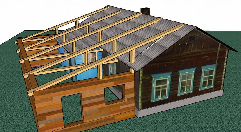 Отделка деревянного дома внутри: технологии, примеры, технические нюансы