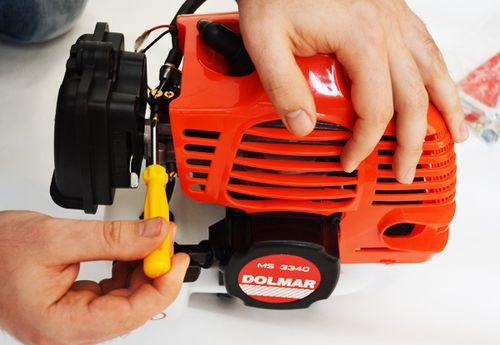 Видео ремонта карбюратора триммера своими руками