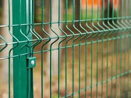 3d забор: монтаж своими руками