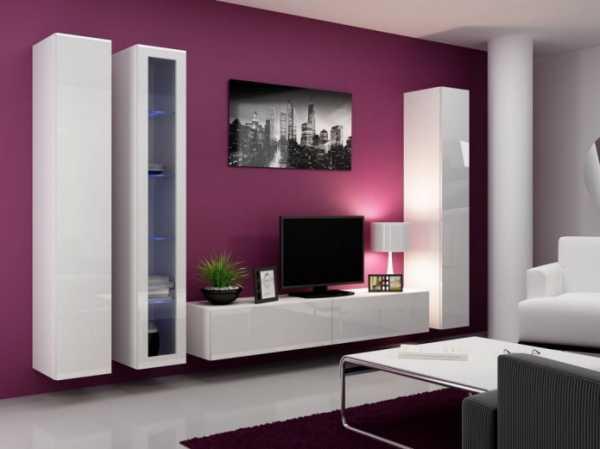 Модульные стенки в гостиную (110 фото): современные и угловые стенки в зал