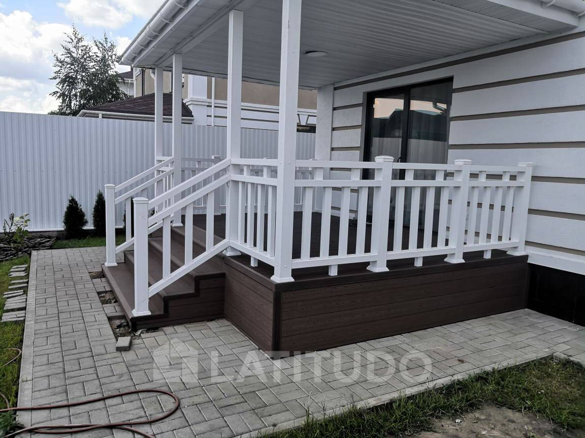 построить веранду к дому цена