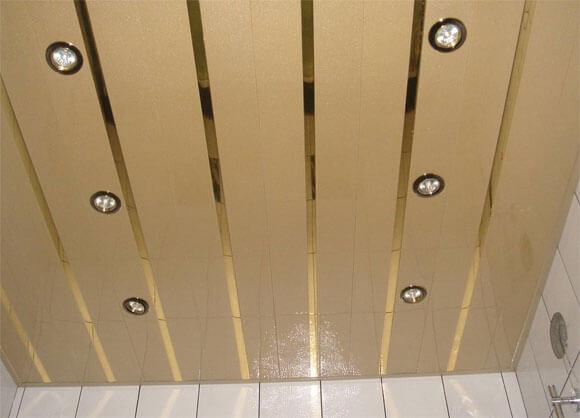 Как установить алюминиевый реечный потолок: пошаговая инструкция