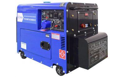 Какая должна быть мощность генератора для инверторной сварки: расчет и настройка