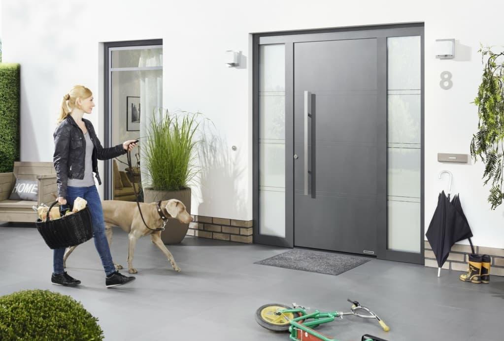 Автоматические ворота hormann от официального дилера