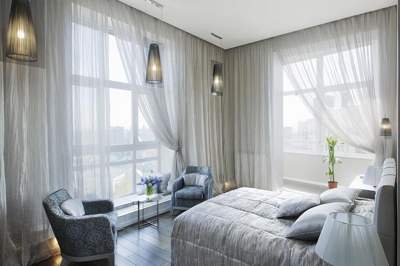 сколько стоят шторы в комнату
