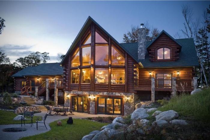 галерея красивых домов