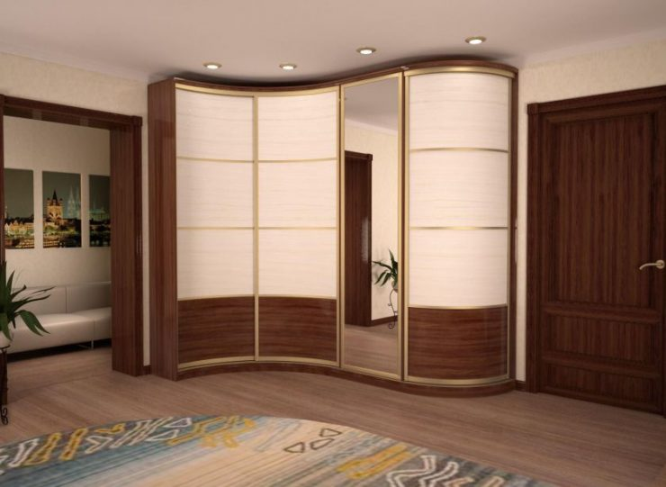 Шкаф-купе в гостиную (83 фото): современные встроенные шкафы для зала, дизайн интерьера с зеркальными и модульными шкафами-купе, внутреннее наполнение с размерами